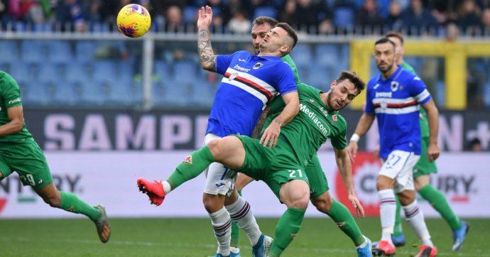Coronavirus, iniziano i test sui giocatori: 6 nuovi positivi nella Fiorentina, tre nella Sampdoria. E c'è un caso di recidiva