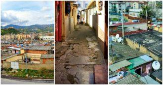 """Coronavirus, viaggio nella baraccopoli di Messina a rischio epidemia. La distanza sociale? Ottomila persone vivono ammassate tra le lamiere. """"Viviamo appiccicati, basta soltanto un infettato ed è finita per tutti"""""""