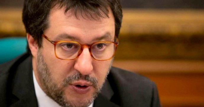 """Salvini insiste sul condono tombale: """"Serve l'azzeramento totale dei debiti del passato"""""""