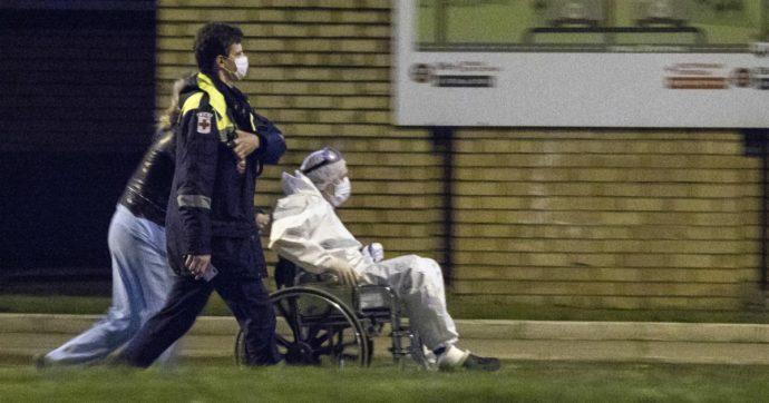 Coronavirus, Mosca: incendio in reparto di terapia intensiva con 700 malati Covid-19. Un morto
