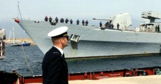 Nave Caprera, contrabbandavano sigarette e Cialis dalla Libia: arrestati 4 militari italiani e un ufficiale della Guardia Costiera di Tripoli
