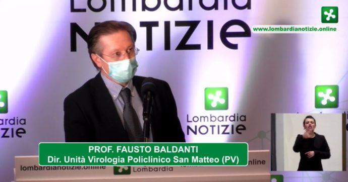 """Coronavirus, plasmaterapia. Il professor Baldanti: """"Mortalità scesa dal 15 al 6%"""". Al via banca del sangue: """"Richiameremo ex pazienti"""""""