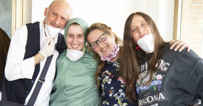 Per Silvia Romano e i suoi sorrisi coraggiosi