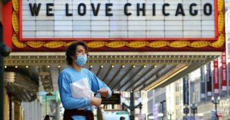 """Coronavirus, Usa: più di 80mila i morti. Fauci: """"Riaprire causerebbe sofferenze e morte"""". A Times Square """"l'orologio della morte di Trump"""""""
