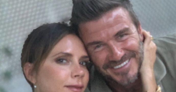 """""""Anche David Beckham perde i capelli"""""""