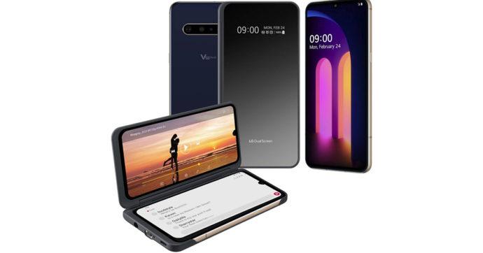 LG V60 ThinQ 5G, arriva in Italia a giugno lo smartphone di fascia alta con doppio display