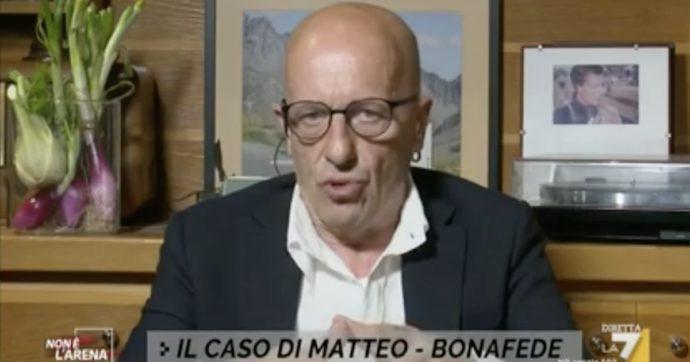 """Alessandro Sallusti e il """"mistero"""" dei cipollotti e dei finocchi: """"Perché? Dovete chiederlo alla mia compagna"""""""