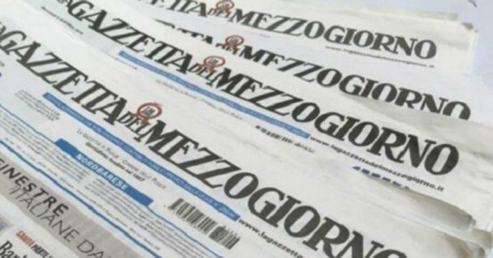 Gazzetta del Mezzogiorno, la Procura di Bari chiede il fallimento della società Edisud dopo il disimpegno dell'editore Ciancio Sanfilippo