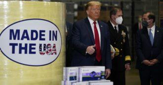 """Coronavirus, per Trump è """"America first"""" anche sul vaccino: ingaggia un militare e un ex di Big Pharma per vincere da solo e battere la Cina"""