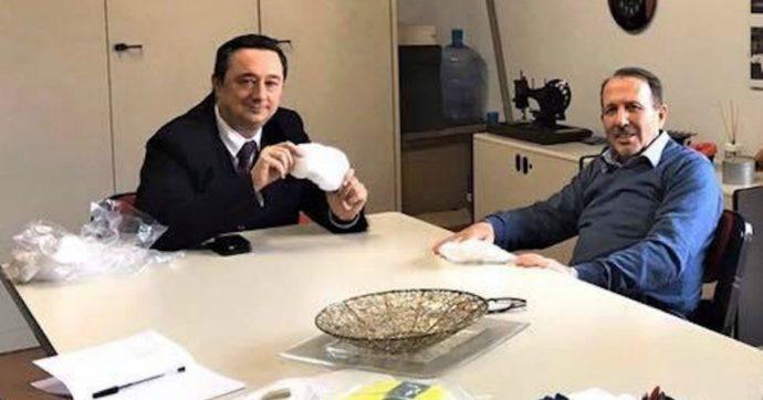 """Sergio Dreoni, il primo imprenditore toscano a riconvertire la sua produzione per donare mascherine: """"Onesto e appassionato"""""""