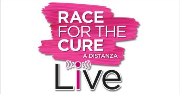 """Race for the cure, la maratona di beneficenza quest'anno è """"a distanza"""". Domenica speciale di 4 pagine sul Fatto e diretta live sul Fatto.it"""