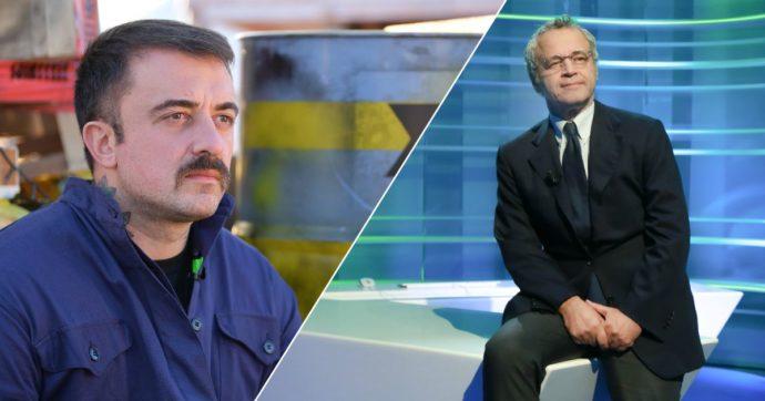 """Chef Rubio contro Enrico Mentana: """"Il peggio sionista"""". Il direttore risponde: """"Lo chef del Paese"""""""