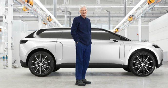 """Auto elettriche, Sir Dyson: """"Continuare era rischioso. Gli altri le vendono in perdita"""""""