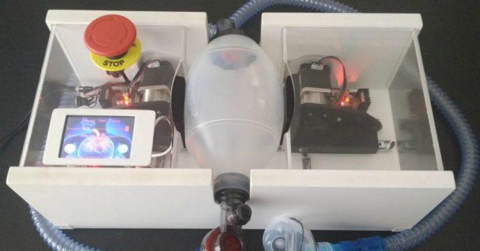 """Coronavirus, crea un ventilatore polmonare in 3D e lo regala a una dottoressa italiana in Zambia. """"Sono commossa"""""""