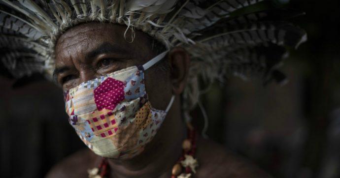 Coronavirus tra gli indigeni, lo sterminio dura da secoli