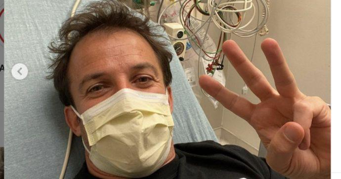 """Alessandro Del Piero ricoverato in ospedale: """"Ancora non ci credo come una cosa così piccola  possa fare così male"""". Ecco cosa è successo"""