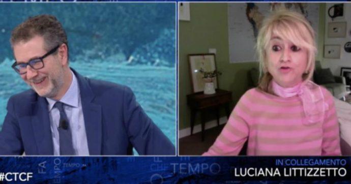 """Che Tempo che Fa, Luciana Littizzetto: """"Salto su tutte le cacche di cane che vedo"""""""