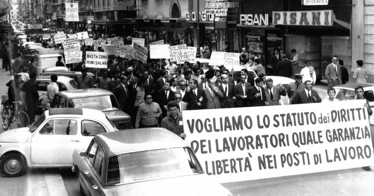 Statuto dei lavoratori, 50 anni fa la legge dei diritti si prese la fabbrica