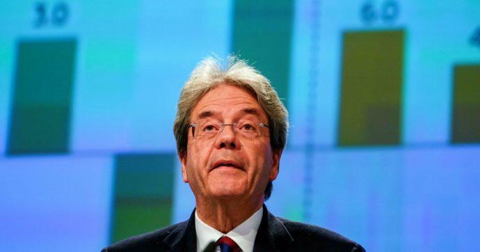 """Coronavirus, Gentiloni sulla proposta franco-tedesca per il Recovery Fund: """"Un contributo importante"""". Crimi: """"500 miliardi? Pochini"""""""