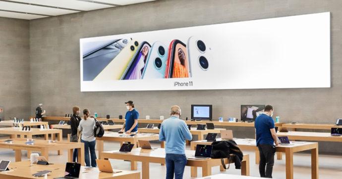 Coronavirus, gli Apple Store italiani si preparano a riaprire con nuove misure di sicurezza