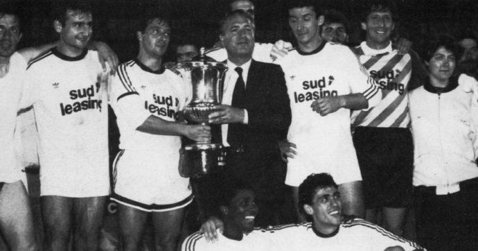 Bari campione della Mitropa Cup nell'anno di Italia '90: nascita, espansione e declino della prima coppa europea per club