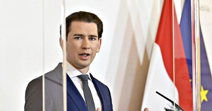 Austria, Kurz e il suo capo di gabinetto indagati per falso dalla Procura anticorruzione