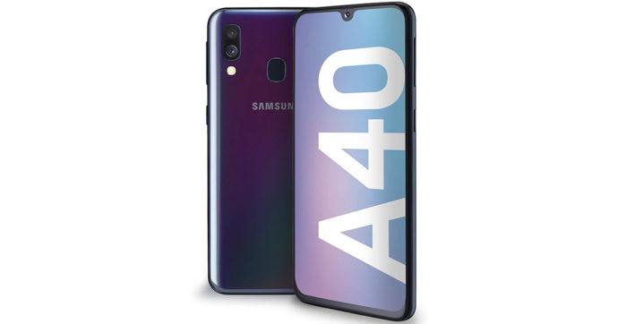 Samsung Galaxy A40, smartphone di fascia media in offerta su Amazon con sconto del 24%