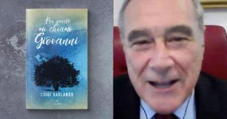 """Giovanni Falcone, Paper First presenta """"Per questo mi chiamo Giovanni"""" di Garlando. Pietro Grasso: """"Lo comprerò per mio nipote di 14 anni"""""""