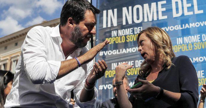 2 giugno, i sovranisti in piazza oggi piegano la festa ai propri interessi. Ma sbagliano data