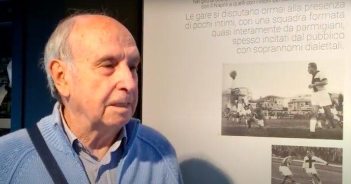 """Ermes Polli, """"il postino"""" che da difensore e allenatore ha fatto la storia del Parma Calcio. """"Persona eccezionale e giocatore intelligente"""""""