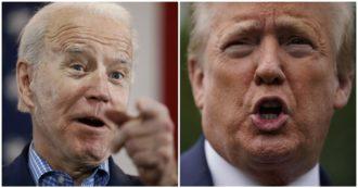"""Sondaggi Usa, Cbs: """"Biden in vantaggio di 10 punti su Trump. Avanti anche in Wisconsin, stato in bilico"""""""