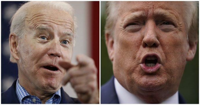 """Elezioni Usa, i sondaggi Cnn danno Biden in vantaggio di 14 punti su Trump. Il tycoon: """"Dati falsi come le loro notizie"""""""