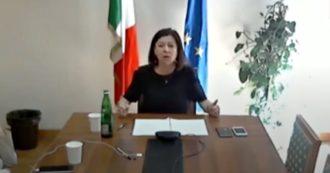 """Autostrade, De Micheli: """"Mercoledì definiamo gli aspetti tecnici dell'accordo con Aspi ma non ci sarà la firma. C'è difficoltà giuridica"""""""