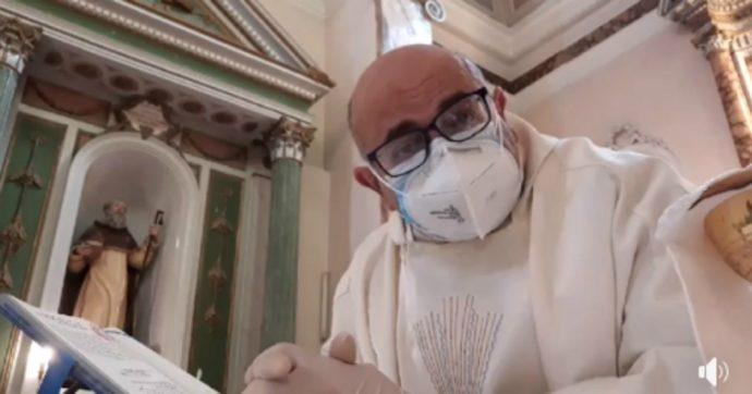 Molise, a Belmonte del Sannio il parroco chiede ai carabinieri di fare i chierichetti