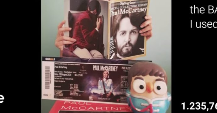 """Concerti di Paul McCartney annullati, i fan cantano """"Yesterpay"""": """"Vogliamo il rimborso"""""""