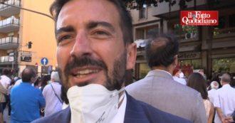"""Giovanni Falcone, il magistrato Tartaglia alla commemorazione: """"Dovrebbe partecipare solo chi sente di meritarlo, una sorta di autocensura"""""""