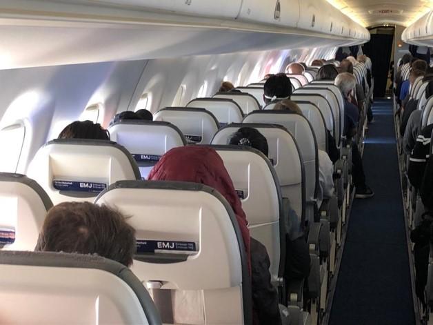 """Coronavirus, """"il mio ritorno dalla Svezia all'Italia su aere"""