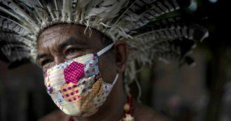 Coronavirus, indigeni del Brasile a rischio: tasso di mortalità doppio rispetto al resto della popolazione