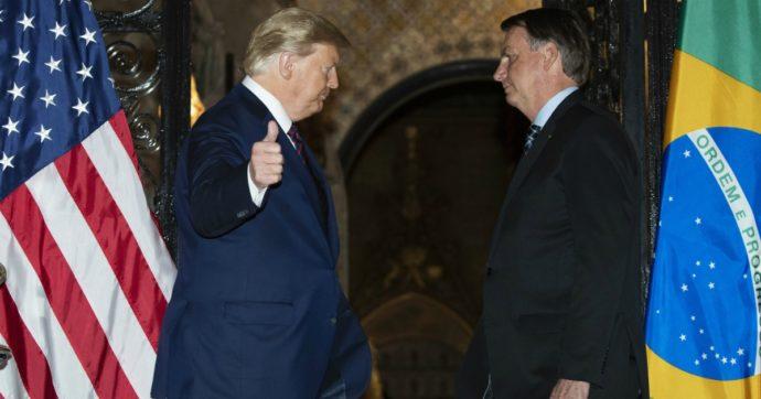 """Coronavirus: Trump vieta gli ingressi dal Brasile. """"Evitare che stranieri diventino fonte di infezione in Usa"""""""