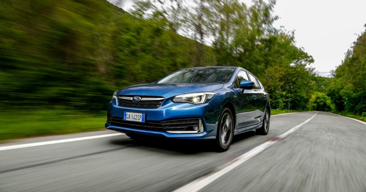 Subaru Impreza e-Boxer, quando ibrido fa rima con prestazioni – FOTO