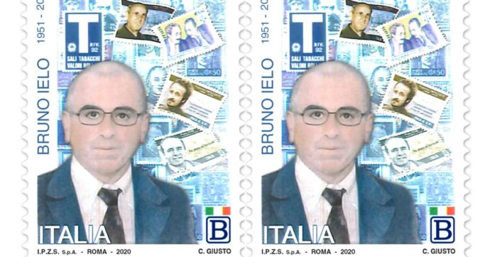 Un francobollo per Bruno Ielo, il tabaccaio ucciso dalla 'ndrangheta perché non si piegò
