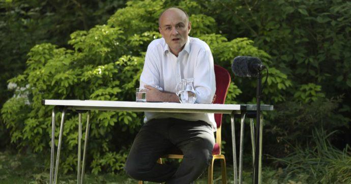 Gran Bretagna, il consigliere di Johnson Dominc Cummings violò il lockdown: un sottosegretario si dimette per protesta