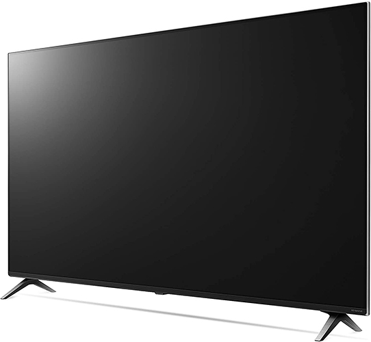 LG TV NanoCell AI 49SM8500PLA, Smart TV 49 pollici 4K in off