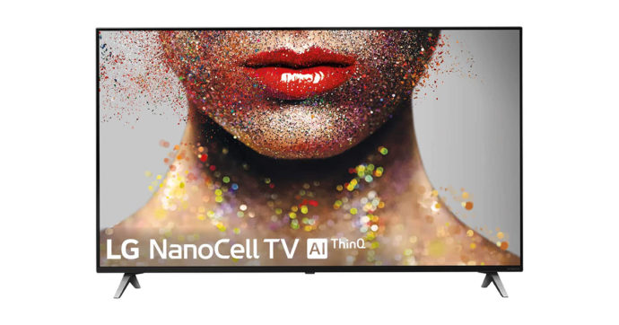 LG TV NanoCell AI 49SM8500PLA, Smart TV 49 pollici 4K in offerta su Amazon con sconto di 200 euro