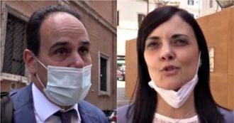 """Openarms, Marcucci (Pd): """"Sorprendente astensione Italia Viva"""". Evangelista (M5S): """"Voto Riccardi? Scelta che gruppo non condivide"""""""