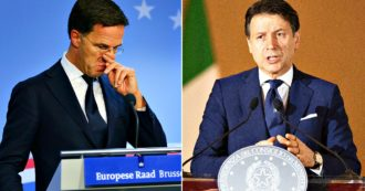 """Recovery Fund, Conte: """"Ottimo segnale da Ue"""". Olanda: """"Negoziato lungo, posizioni distanti"""". Merkel: """"Non si chiuderà al prossimo vertice"""""""