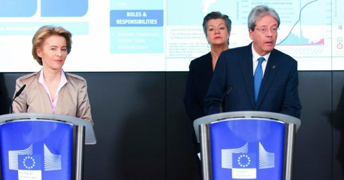 """La Ue propone un prestito di 27,4 miliardi all'Italia per finanziare cig e bonus: è la quota più alta. Gualtieri: """"Risparmio di 5,5 miliardi"""""""