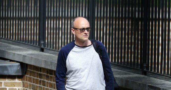 """Gran Bretagna, polizia chiude il caso Dominic Cummings, il consigliere di Johnson che violò il lockdown: """"La gita? Un'infrazione minore"""""""