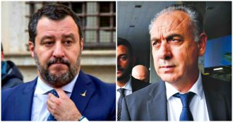 """Caso Palamara, Salvini: """"Trame di Legnini per far intervenire il Csm contro di me"""". La replica: """"Mio intervento a tutela della magistratura"""""""