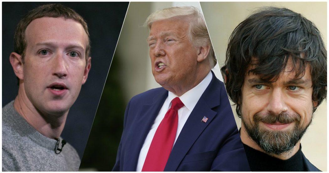 """Usa, Trump ha firmato il decreto contro i social: """"Per difendere la libertà di parola da uno dei maggiori pericoli"""". Limiterà loro immunità su censura contenuti"""